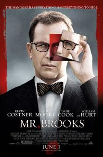 Mr. Brooks (2007) Poster
