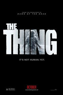 The Thing (2011) Poster