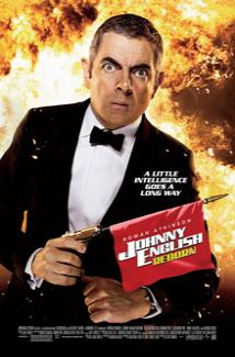 Johnny English recargado (2011) Poster