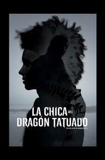 La chica del dragn tatuado (2011) Poster