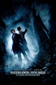 Sherlock Holmes: Juego de sombras (2011) Poster