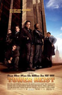 Robo en las alturas (2011) Poster