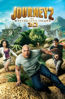 Viaje 2: La isla misteriosa (2012) Poster