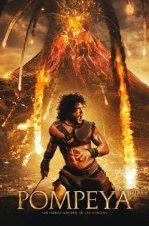 Película Pompeii: La Furia del Volcán