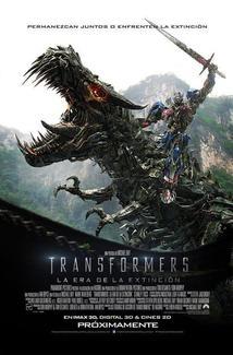 Película Transformers: La era de la extinción