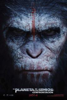 Película Dawn of the Planet of the Apes