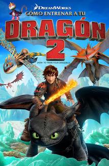 Película Cómo entrenar a tu dragón 2
