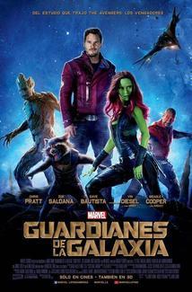 Película Guardianes de la galaxia