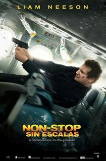 Película Non stop: Sin escalas
