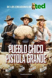 Película Pueblo Chico Pistola Grande