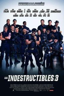 Película Los indestructibles 3