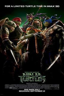 Película Tortugas Ninja