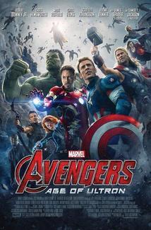 Película Avengers: Era de Ultrón