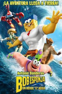 Película Bob Esponja: Un héroe fuera del agua