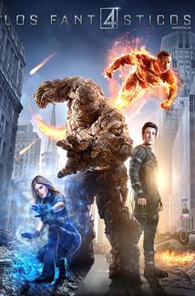 Película Fantastic Four
