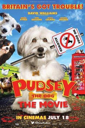 Pudsey el Perro: la Película