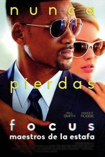 Película Focus: Maestros de la Estafa