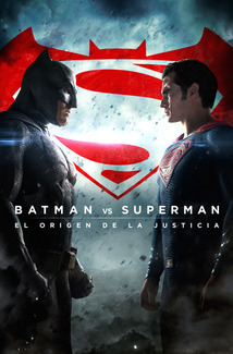 Película Batman v Superman: Dawn of Justice