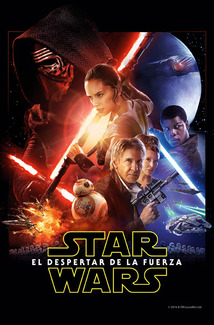 Película Star Wars: The Force Awakens