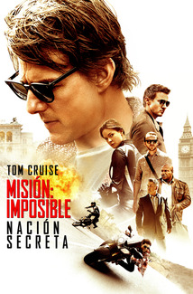 Película Mission: Impossible Rogue Nation