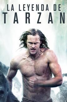 Película The Legend of Tarzan