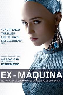Película Ex-Máquina