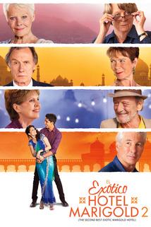 Película El Exótico Hotel Marigold 2