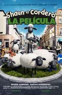 Película Shaun, el cordero: La película