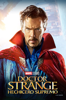 Película Doctor Strange: Hechicero Supremo