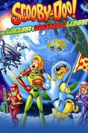 ¡Scooby-Doo! La Locura Del Monstruo Lunar