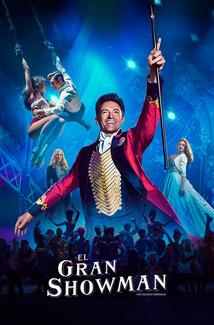 Película El gran showman