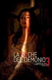 Película La Noche del Demonio: Capítulo 3
