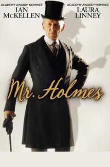 Película El Sr. Holmes
