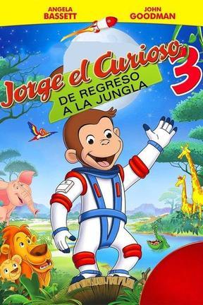 Jorge El Curioso 3: De Regreso A La Jungla