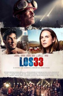Película Los 33