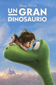 Película The Good Dinosaur