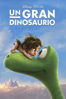 Película The Good Dinosaur