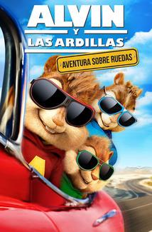 Película Alvin y las ardillas: Aventura sobre ruedas
