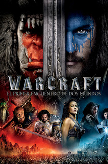 Película Warcraft: El primer encuentro de dos mundos