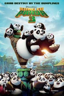 Película Kung Fu Panda 3