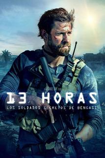 Película 13 horas: Los soldados secretos de Bengasi