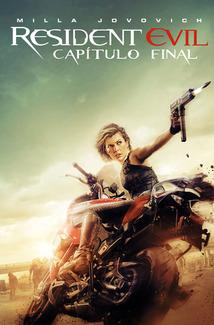 Película Resident Evil: Capítulo Final