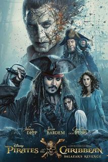 Película Piratas del Caribe: La venganza de Salazar