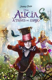 Película Alicia a través del espejo