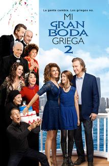 Película Mi gran boda griega 2