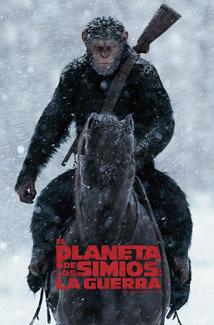 Película El planeta de los simios: La guerra