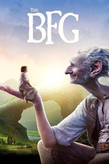 Película El buen amigo gigante