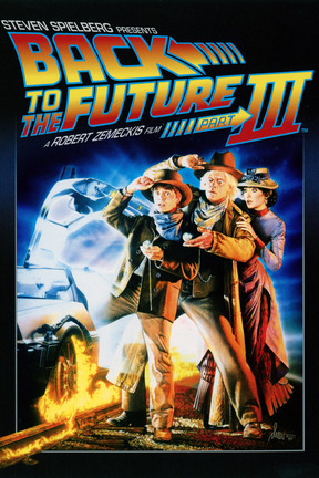 Volver al Futuro III