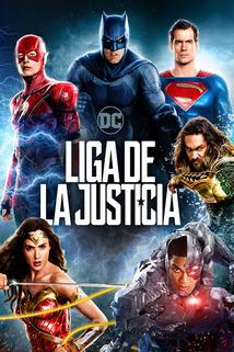 Película Liga de la justicia