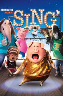 Película Sing: ¡Ven y canta!